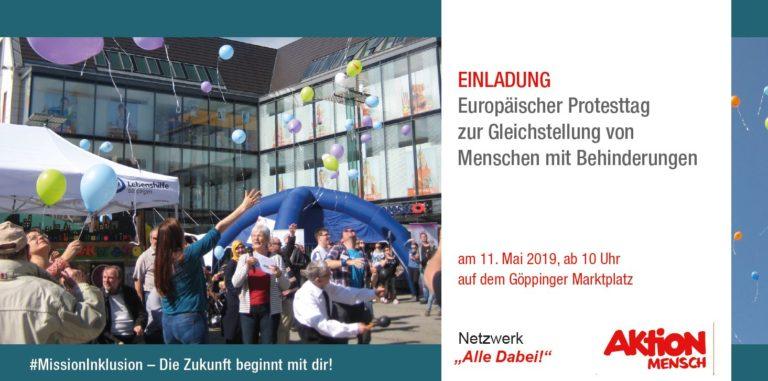 Wieder buntes Programm zum Mitmachen – Gleichstellungstag auf dem Marktplatz am 11. Mai